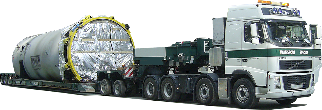 transporturi speciale agabaritice international si intern in Romania