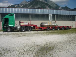 Transport agabaritic Elvetia Italia