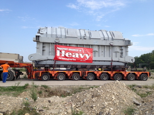 Transport 3 transformatoare Craiova Tulcea