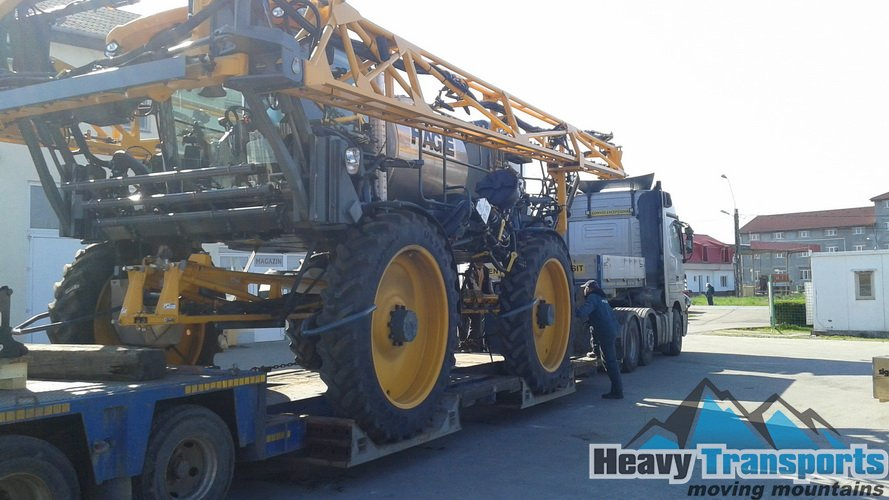 transport utilaj agricol agabaritic bucuresti craiova